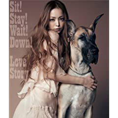 Sit! Stay! Wait! Down!/Love Story(DVD�t)
