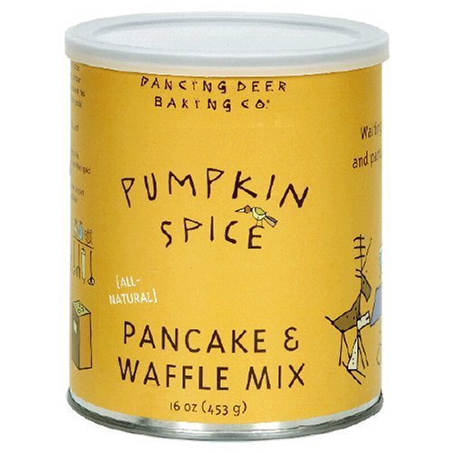 Dancing Deer Baking Company Pumpkin Spice Pancake and Waffle Mix