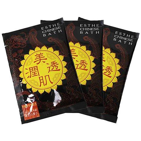 エステチャイニーズバス 漢方 中国的美容風呂 入浴剤