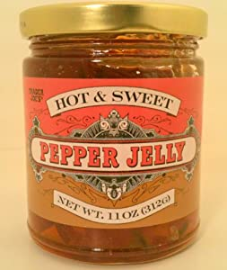 Trader Joes Hot Sweet Pepper Jelly