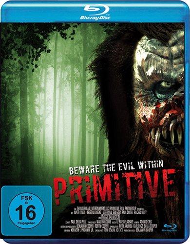 Primitive [Blu-ray]