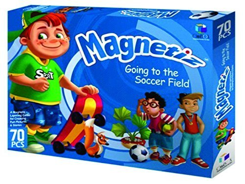 Magnetiz – Going to The Soccer Field Game by Grin Box bestellen