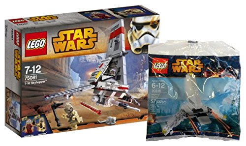 Lego Star Wars Set T 16 Skyhopper 75081 Und Imperial Shuttle 30246