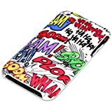 deinPhone Apple iPhone 3 3GS HARDCASE H�lle Case Comic Boom