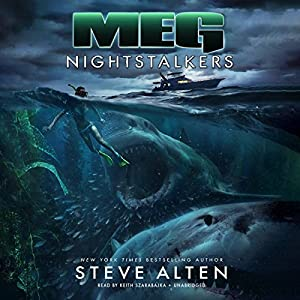 Meg: Nightstalkers Audiobook