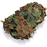 Audew® Camo Net Woodland Camouflage Hunting Camping Netting Shooting Hide Army