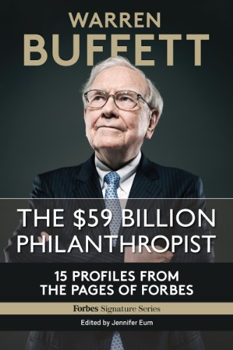warren-buffett-the-59-billion-philanthropist-english-edition
