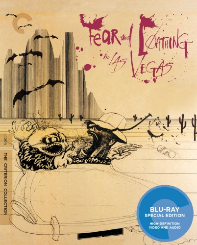 Cover art for  Fear and Loathing in Las Vegas (The Criterion Collection) [Blu-ray]