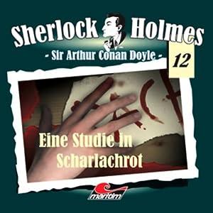 Eine Studie in Scharlachrot (Sherlock Holmes 12) Performance