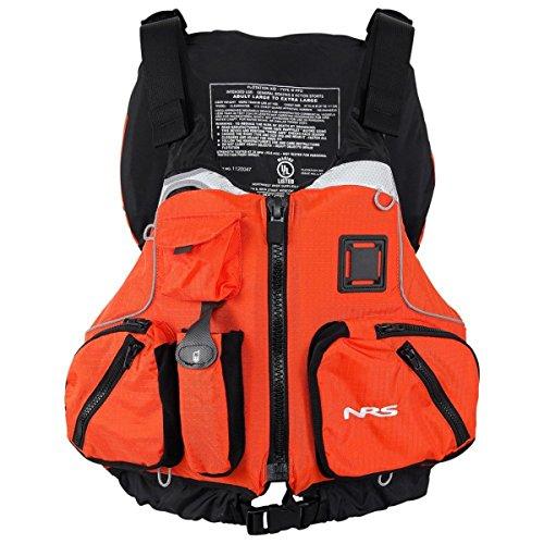 NRS cVest Mesh Back PFD Orange L/XL