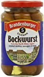 Brandenburger Bockwurst Sausages 180 g (Pack of 12)