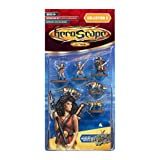 Heroscape Expansion Set Collection 5: Warriors and Soulborgs ~ Hasbro Games
