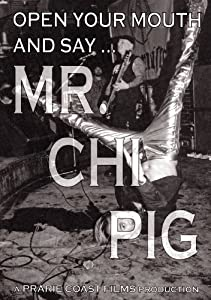 Mr. Chi Pig - Open Your Mouth And Say...Mr. Chi Pig