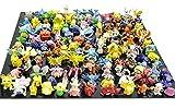 OliaDesign Complete Set Pokemon Action Figures (144 Piece)
