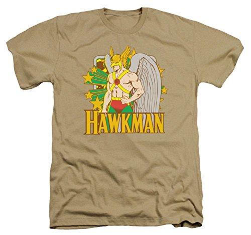 Hawkman Stars Heather T-Shirt
