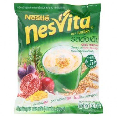 Nesvita Instant Cereal Beverage Original Flavoured 5.5 Oz