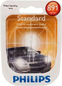 Philips 898 Standard Driving Light Bulb Pack of 1