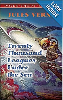 Twenty Thousand Leagues Under the Sea (Dover Thrift Editions) by Jules Verne and Philip Schuyler Allen