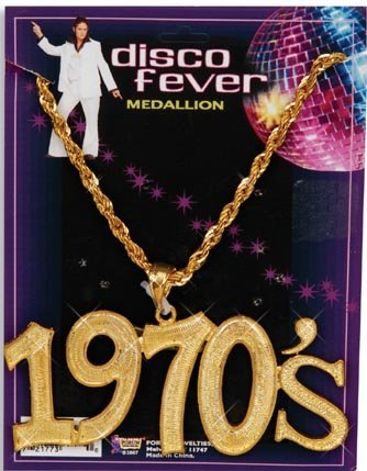 Disco 1970 Necklace