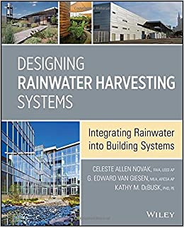 Designing Rainwater Harvesting Systems Integrating