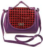 Chalissa Women's Purple Sling Bag