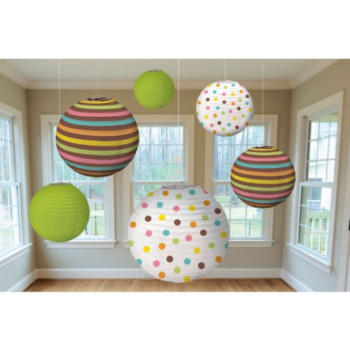 Fisher Price Baby Lanterns (6 per package)