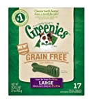 GREENIES Grain Free Dental Chews Larg...