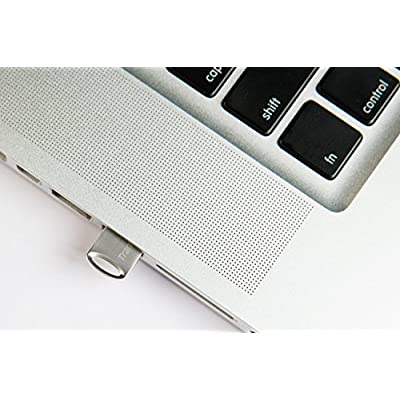 Transcend JetFlash 710 64 GB USB 3.0 Pen Drive (TS64GJF710S), Silver
