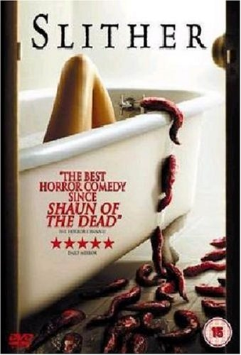 Slither [DVD]