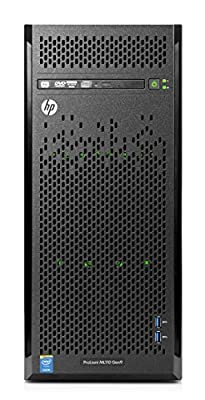 HP ProLiant ML110 G9 4.5U Tower Server - 1 x Intel Xeon E5-2603 v3 Hexa-core (6 Core) 1.60 GHz 777160-001