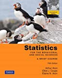img - for Statistics for the Behavioral and Social Sciences: a Brief Course book / textbook / text book