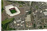 Canvas Print of Stadium of Light (Sunderland FC) from Blom Group