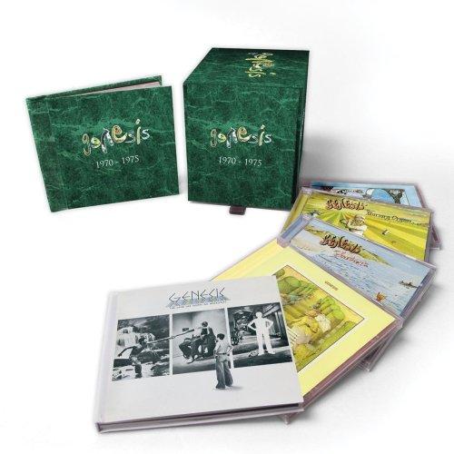 Genesis - Genesis - 1970-1975: 1970-1975/+6dvd - Zortam Music