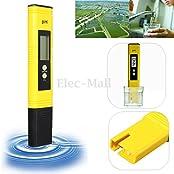 0~14 LCD Digital PH Meter Tester Aquarium Pool Water Wine Urine LCD Pen Monitor