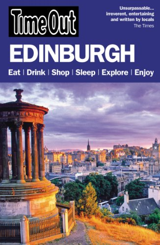 Time Out Edinburgh: And the Best of Glasgow (Time Out Guides)