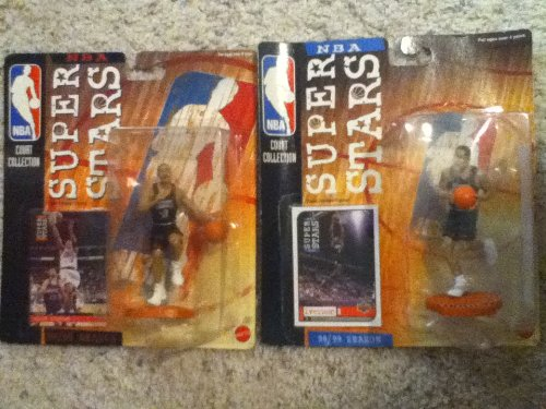 Picture of Mattel Allen Iverson Action Figures. 2 Pack!!!! (B005EC0L58) (Mattel Action Figures)
