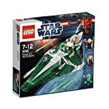 Lego Star Wars TM - 9498 - Jeu de Construction - Saesee Tiin's Jedi Starfighter 