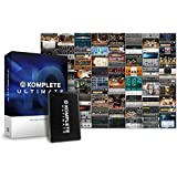 NATIVE INSTRUMENTS KOMPLETE 10 ULTIMATE COMPLETE VERSION Computer music Instruments bundle