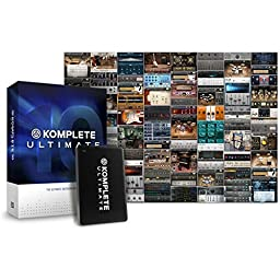Native Instrument Komplete 10 Ultimate