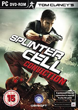 Splinter Cell Conviction (PC DVD) [Importación inglesa]