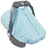 Diseño de flores de sillita para bebés para 2-readers y móviles-1 además de para llevar la y de la cubierta funda de sillita para bebés de la cubierta de la silla de coche, de brillantes en forma de baterías de litio