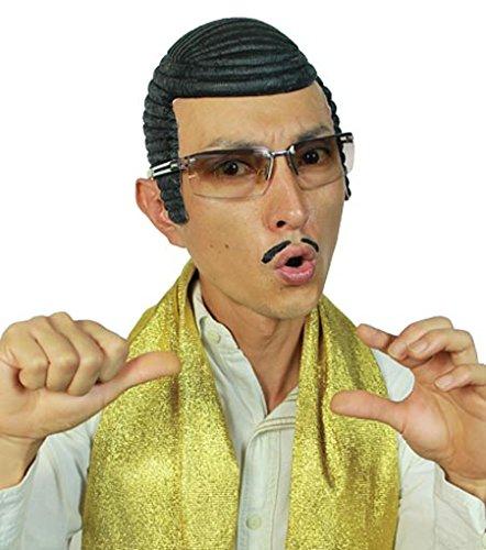 なりきり WIG パンチ太郎