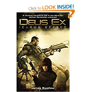 Deus Ex: Icarus Effect by James Swallow