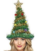 Weihnachtsbaum Hut für Weihnachten und Weihnachtsfeier