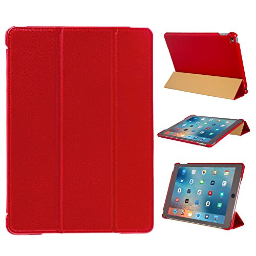 futlex-genuine-leather-smart-cover-case-for-ipad-air-2-red-full-grain-leather-unique-design-multiple