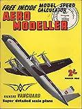 img - for Aeromodeller (Aero Modeller) (incorporating Model Aeroplane Constructor), vol. 25, no. 290 (March 1960):