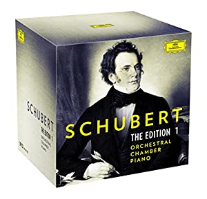 Schubert Edition Vol.1 from Decca (UMO) Classics