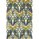 Design for wallpaper or textile, by C.F.A. Voysey (Print On Demand)