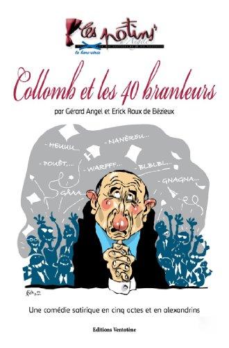 Couverture du livre Gérard Collomb et les 40 branleurs