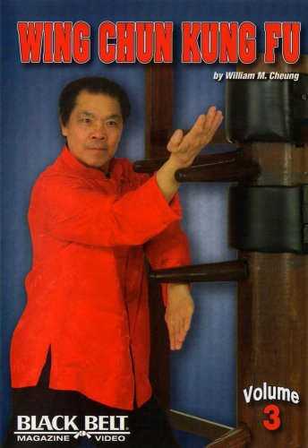 Wing Chun Kung Fu With William M Cheung 3 [DVD] [2009] [US Import]